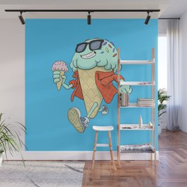 Keep It Cool Wall Mural