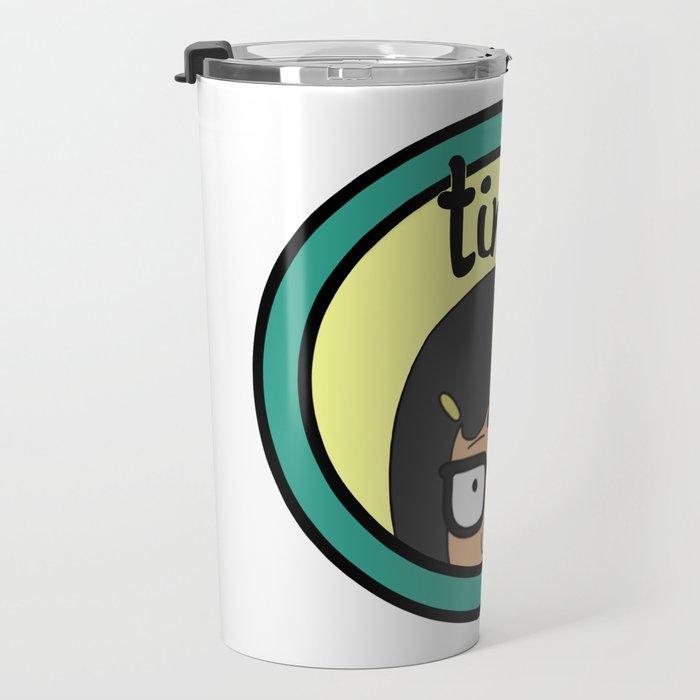 Buttssss. Travel Mug