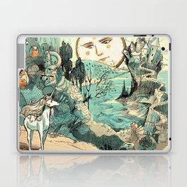 Last Unicorn Journey Laptop & iPad Skin