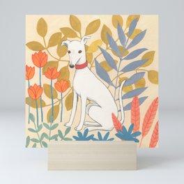 Lurcher Mini Art Print