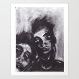 Near Art Print