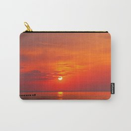 Ocean evening IV Carry-All Pouch