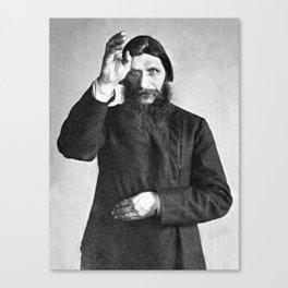 Rasputin The Mad Monk Canvas Print