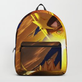 naruto spirit of fire Backpack