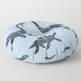 Nessie Floor Pillow