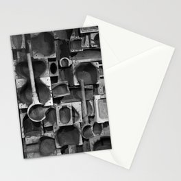 Glass Blower Molding Stationery Cards