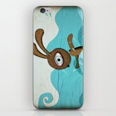 I just want you to find me iPhone & iPod Skin