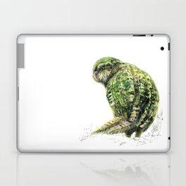 Mr Kākāpō Laptop & iPad Skin