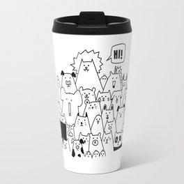 Oh Hi Travel Mug