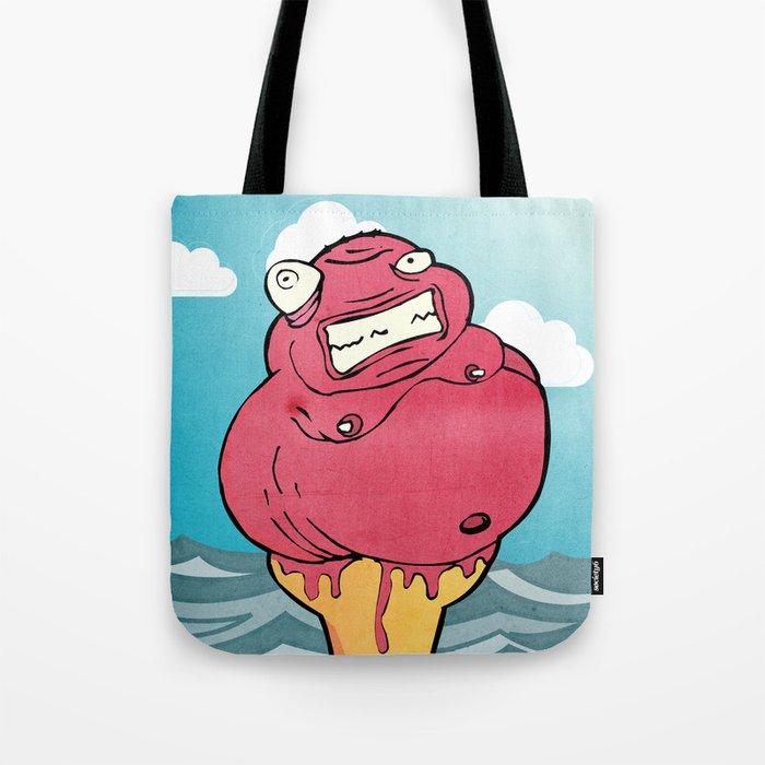 Summer Cream Tote Bag