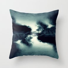As One so is The Other_Coequal Throw Pillow