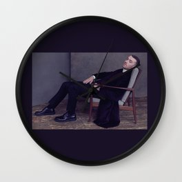 SAM SMITH TOUR DATES 2019 GONTORRATU Wall Clock