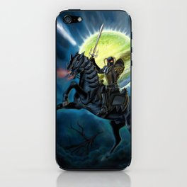 Heavy Metal Knights iPhone Skin