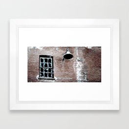 shattered 1 Framed Art Print