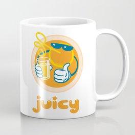 Juicy Orange Coffee Mug