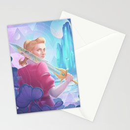 Adora, princess of power Stationery Cards