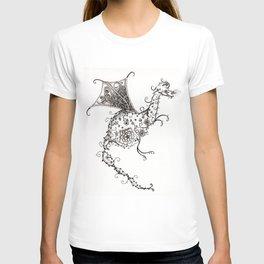 Garden Dragon T-shirt