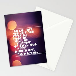 I Do Not Love  You as if You Were Salt Rose or Topaz, or The Arrow of Carnations The Fire Shoots Off Stationery Cards