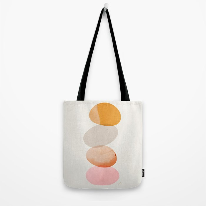 Abstraction_Balances_005 Tote Bag