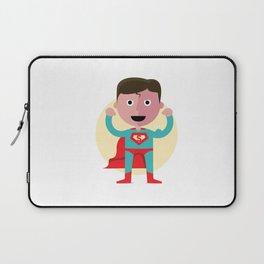 Man of spandex Laptop Sleeve
