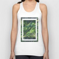 palm trees Tank Tops featuring Palm Trees by Cody Rayn