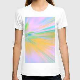 Re-Created Rapture 5 by Robert S. Lee T-shirt