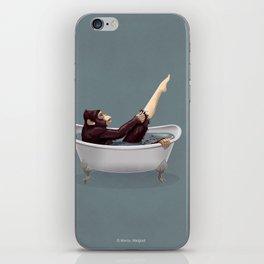 Bathtub iPhone Skin