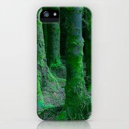 IRISH FOREST iPhone Case