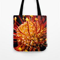 candy Tote Bags featuring Candy by Stephen Linhart