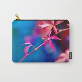 Jewel-Tone Autumn Carry-All Pouch