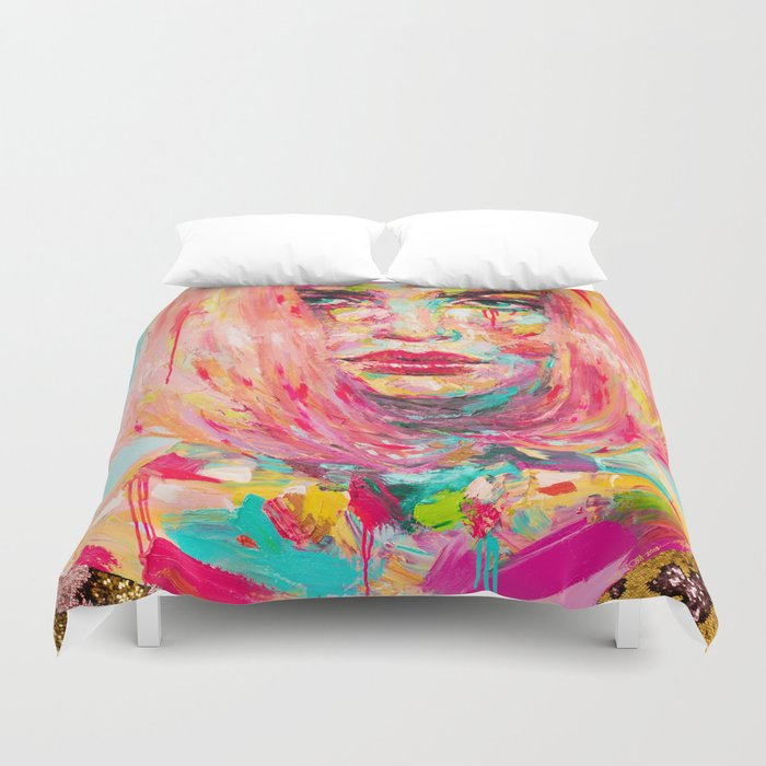 Christy Duvet Cover