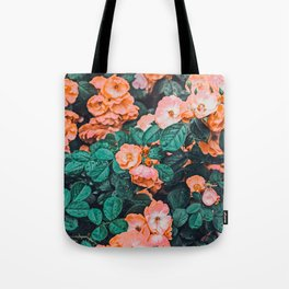 Vintage Blossom || #photography #nature #digitalart Tote Bag