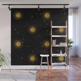 sunmoon Wall Mural