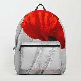 Poppy Red 070 Backpack