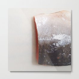 Healthy Fats | Wild-Caught Salmon (3)  Metal Print