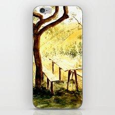 Wineyards iPhone & iPod Skin