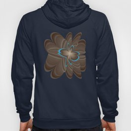 Wood flower 1 Hoody