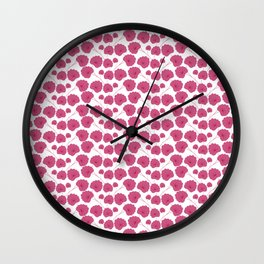 Cherry blossom pattern Wall Clock