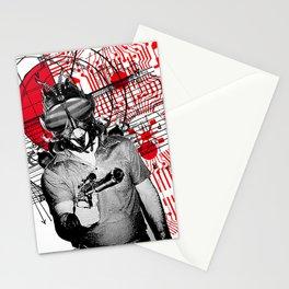 The Spy Stationery Cards