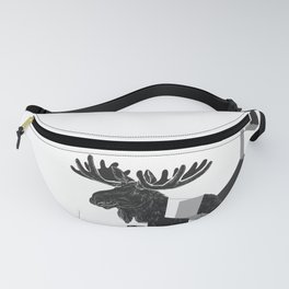 moose_deconstructed Fanny Pack