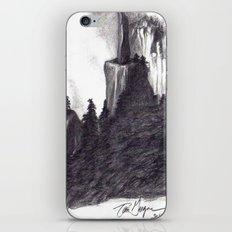 Black and White 5 iPhone & iPod Skin