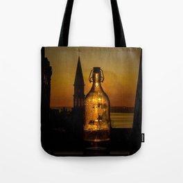Morning thirst Tote Bag