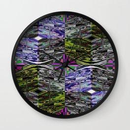 Practical Hypertext Wall Clock