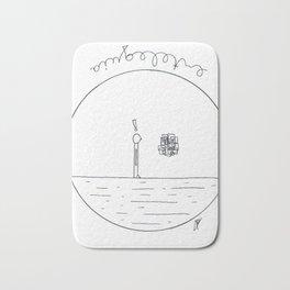 Just a simple thing Bath Mat
