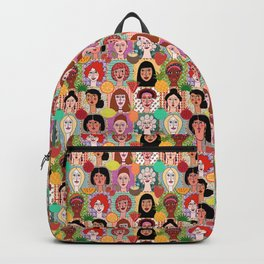 the colors of women Backpack