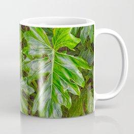 Luscious Green Rainforest Vine Coffee Mug