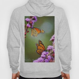 Butterfly Royalty Hoody