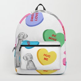 SWEET HEART WEIMS Backpack