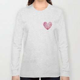 Heart No.1 Long Sleeve T-shirt
