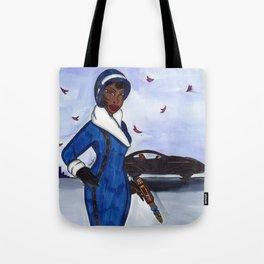 Miss Ross Tote Bag
